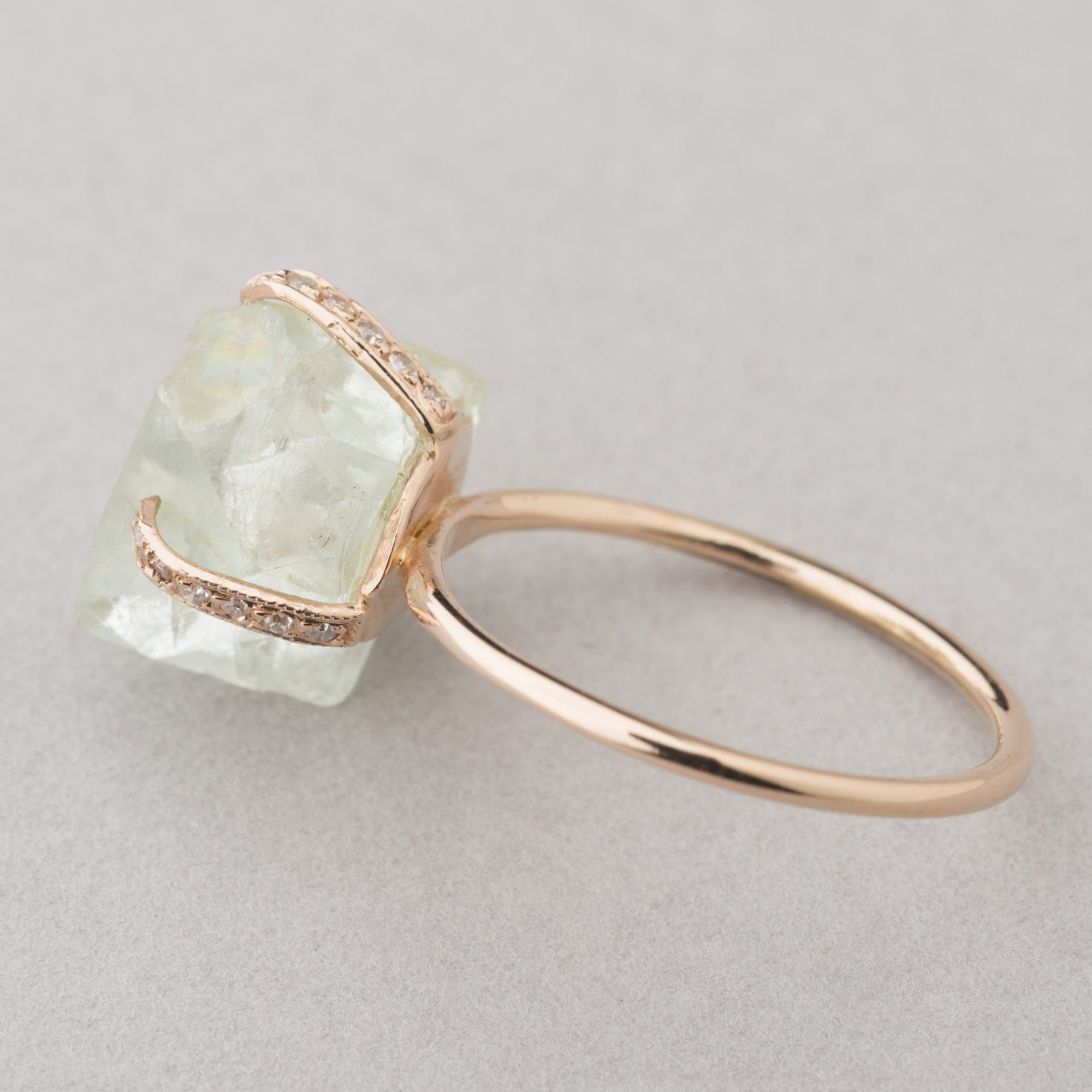 ring cocktail rings engagement aquamarine in white s fluorite gold prouctdetail carat and kunzite